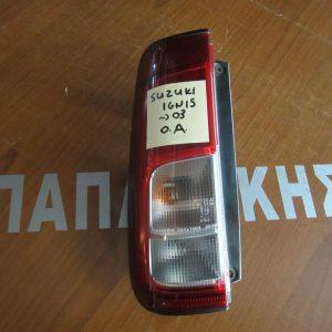 Suzuki Ignis 2000-2003  φανάρι πίσω αριστερό