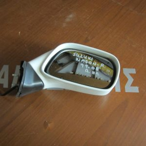 Suzuki Wagon R 1999-2008 καθρέπτης δεξιός ηλεκτρικός άσπρος