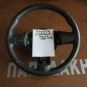 toyota-corolla-2004-2006-hb-lb-volan-timoniou-mavro
