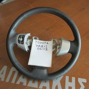 Toyota Yaris 2006-2012 βολάν τιμονιού με χειριστήρια