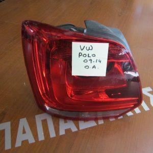 VW Polo 2009-2014 φανάρι πίσω αριστερό