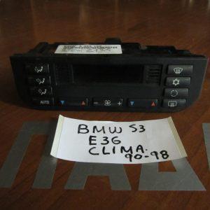 BMW E36 Series 3 1990-1998 χειριστήριο A/C-κλιματισμού