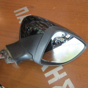 Renault Clio 2013- καθρέπτης δεξιός ηλεκτρικός-9 καλώδια-μαύρος