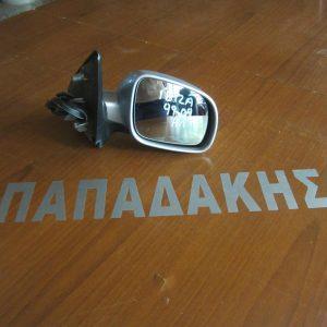 Seat Ibiza 1999-2002 καθρέπτης δεξιός ηλεκτρικός ασημί