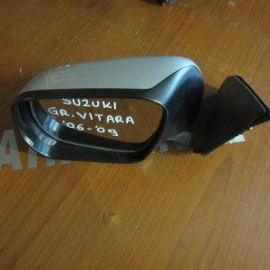 Suzuki Grand Vitara 2006-2009 καθρέπτης αριστερός ηλεκτρικός ασημί