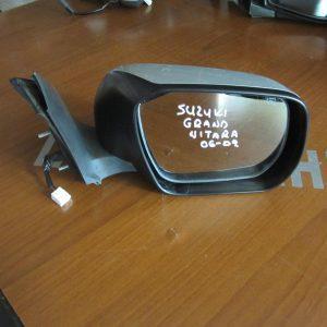 Suzuki Grand Vitara 2006-2009 καθρέπτης δεξιός ηλεκτρικός ασημί