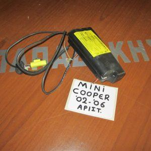 Mini Cooper 2002-2006 AIR/BAC  καθισματος εμπρος αριστερος