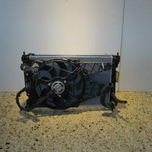 Σετ ψυγεια κομπλε Lancia Delta 2008-2016 (ψυγειο νερου-ψυγειο Α/C-βεντιλατερ