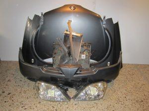 NISSAN PRIMERA P-12 ΜΟΛΥΒΙ 2002-2008 (ΚΑΠΟ-ΠΡΟΦΥΛΑΚΤΗΡΑΣ-2 ΦΑΝΑΡΙΑ-2 ΦΤΕΡΑ-ΨΥΓΕΙΑ ΚΟΜΠΛΕ ΒΕΝΖΙΝΑ-ΤΡΑΒΕΡΣΕΣ)