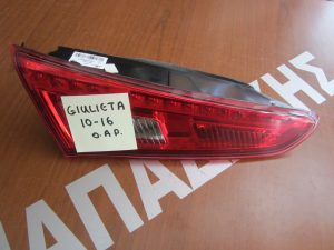 Alfa Romeo Giulietta 2010-2016 φανάρι πίσω αριστερό εσωτερικό LED