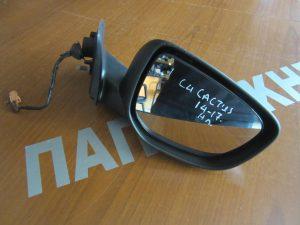 Citroen C4 Cactus 2014-2017 καθρέπτης δεξιός ηλεκτρικός μαύρος