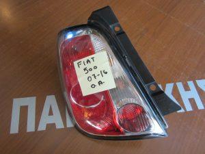 Fiat 500 2007-2016 φανάρι πίσω αριστερό