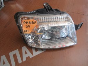 Fiat Panda 2003-2007 φανάρι εμπρός δεξιό άσπρο φις