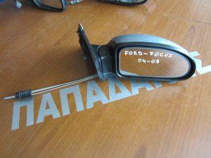 Ford Focus 1998-2004 καθρεπτης δεξιος μιχανικος ασημι