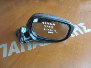 Honda Jazz 2008-2011 καθρεπτης δεξιος ηλεκτρικος γκρι