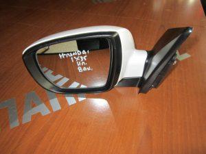 Hyundai IX35 2010-2015 καθρέπτης αριστερός ηλεκτρικός 8 καλώδια άσπρος