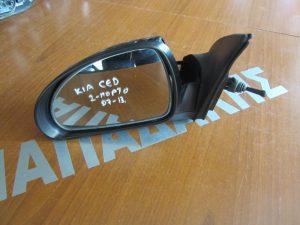 Kia Ceed 3πορτο 2007-2013 καθρέπτης αριστερός μηχανικός χωρίς καπάκι