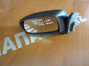 Mazda Demio 1996-2002 καθρεπτης αριστερος ηλεκτρικος αβαφος