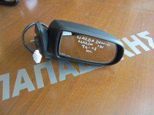 Mazda Demio (Mazda 121) 1996-2002 καθρεπτης δεξιος ηλεκτρικος αβαφος