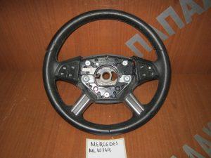 Mercedes ML W-164 2005-2011 βολάν τιμονιού χειριστηρια