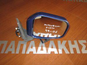 Mitsubishi Pajero Pinin 2πορτο 1999-2006 καθρέπτης δεξιός ηλεκτρικός μπλε