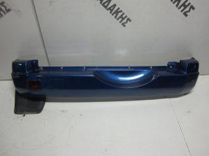 Mitsubishi Pajero Pinin 2θυρο 1999-2007 προφυλακτήρας πίσω μπλε