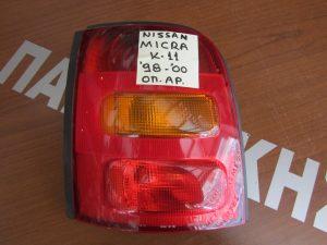 Nissan Micra k11 1998-2000 φανάρι πίσω αριστερό