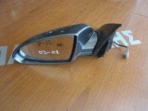 Nissan Primera P12 2002-2008 καθρεπτης αριστερος ηλεκτρικος γκρι