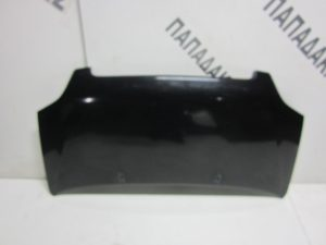 Opel Agila 1999-2008 καπο εμπρος μαυρο