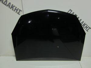 Opel Astra H 2004-2009 καπό εμπρός μαύρο