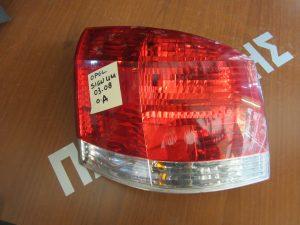 Opel Signum 2003-2008 φανάρι πίσω αριστερό