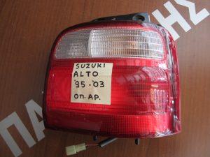 Suzuki Alto 1995-2003 φανάρι πίσω δεξιό