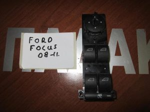 Ford Focus 2008-2011 διακόπτης ηλεκτρικός παραθύρων αριστερός 4πλός