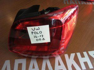 VW Polo 2014-2017 φανάρι πίσω δεξί