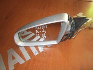 Audi A4 2001-2008 καθρέπτης αριστερός ηλεκτρικός ασημί