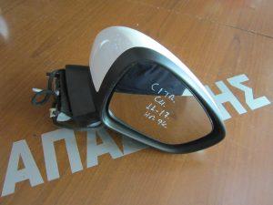 Citroen C4 2011-2017 καθρέπτης δεξιός ηλεκτρικός άσπρος