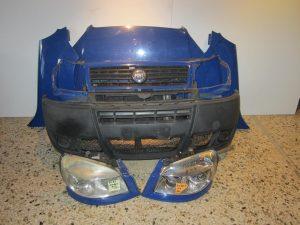 Fiat Doblo 2005-2010 μετώπη-μούρη κομπλέ μπλε