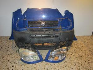 Fiat Doblo 2005-2010 μούρη κομπλέ μπλε