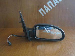 Ford Focus 1998-2004 καθρέπτης δεξιός ηλεκτρικός μπλέ σκούρο