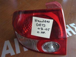 Hyundai Getz 2002-2005 φανάρι πίσω αριστερό