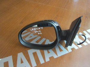 Lancia Y 2010-2011 καθρέπτης αριστερός ηλεκτρικός μαύρος
