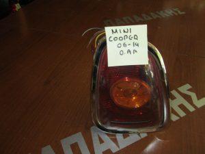Mini Cooper 2006-2014 φανάρι πίσω αριστερό πορτοκαλί φλας