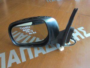 Toyota Rav-4 2009-2013 καθρέπτης αριστερός ηλεκτρικά ανακλινόμενος μπλέ σκούρο