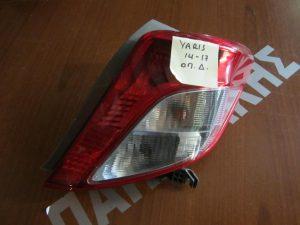 Toyota Yaris 2011-2014 φανάρι πίσω δεξί