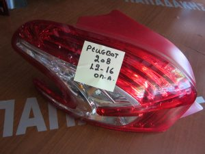 Peugeot 208 2012-2016 φανάρι πίσω αριστερό