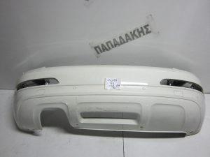 Audi Q3 2011-2015 προφυλακτήρας πίσω άσπρος με αισθητήρες