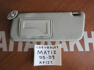 Chevrolet Matiz 2005-2009 αλεξήλιο αριστερό