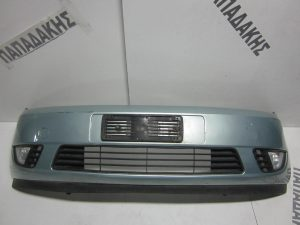 Ford Fiesta 2002-2006 εμπρός προφυλακτήρας ασημογαλάζιο
