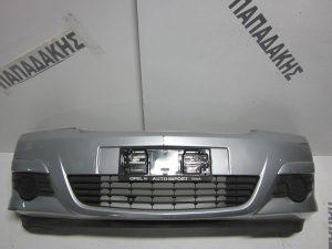 Opel Meriva 2006-2010 εμπρός προφυλακτήρας ασημί