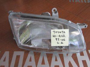 Toyota Hi-Ace 1997-2006 φανάρι εμπρός δεξιό (IM)